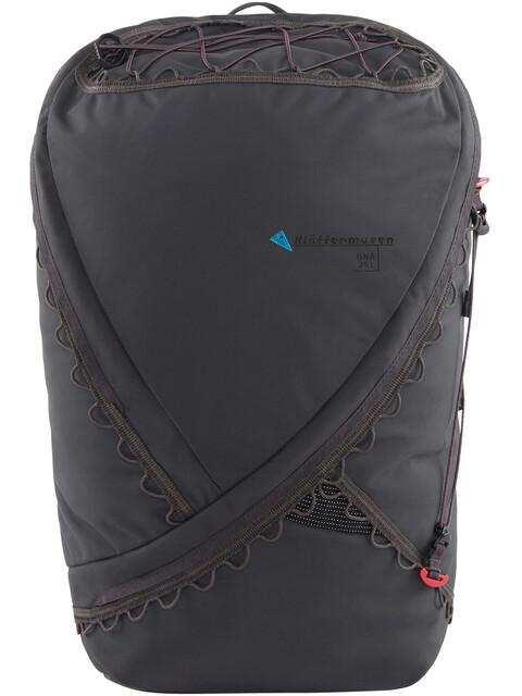 Klättermusen Gnå Backpack 25l Raven